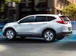 Honda CR-V Hybrid introduced at 2017 Shanghai auto show