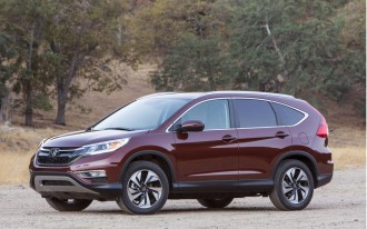 Rough-Idle Complaints Roll In For 2015 CR-V: Honda Working On Fix