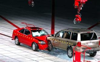 Watch Honda Crash