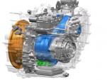Honda CVT transmission