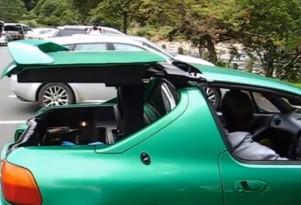 Honda Del Sol TransTop