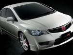 Honda developing a Civic Type-R sedan