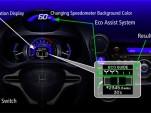 Honda Eco Assist Ecological Drive Assist System