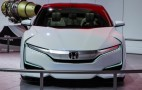 Honda FCV Concept At The Detroit Auto Show: Live Photos