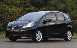 2015 Honda Fit: Powertrain Preview Drive
