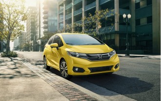 2018 Honda Fit gets new look, adds more safety tech