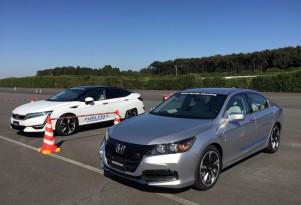2018 Honda Plug-In Hybrid To Offer 40-Mile Range, Use Fuel-Cell Vehicle's Platform