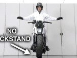 Honda has built a motorcycle that self balances