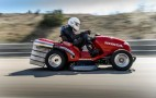 Honda's Mean Mower Is Officially The World's Fastest Lawnmower At 116 MPH: Video
