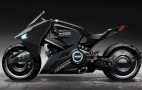 Futuristic Honda motorcycle to star in 'Ghost in the Shell'