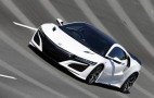 Quick Spin: We Drive The 2017 Acura NSX, Ever So Briefly