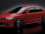 Honda reveals Civic Mugen RR sports sedan