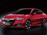 Honda Spirior concept, 2014 Beijing Auto Show