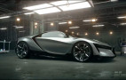 Mystery mid-engine Honda turns out to be a Vision Gran Turismo concept