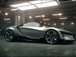Honda Sports Vision Gran Turismo concept - Image via VWvortex