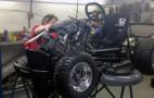 Honda Teams With Top Gear For Hi-Po Lawnmower