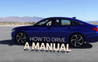 This instructional video is Honda's latest effort to save the manual