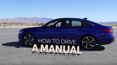 Honda wants to teach you how to drive a car with a manual transmission