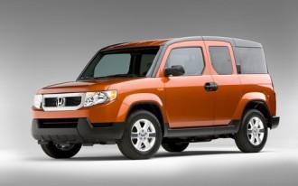 2009 Honda Element Gets Pricier