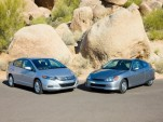 Honda Insight or Honda Civic Hybrid?