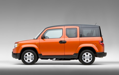 Honda Element And Scion XB Will Not Be Released Anytime Soon >> 2009 Honda Element Vs Ford Transit Connect Kia Soul Scion