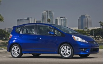 2011 Honda Fit: Stability Control, USB, Cruise Now Included