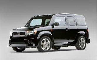 2010 Honda Element Recalled for Shift Problem