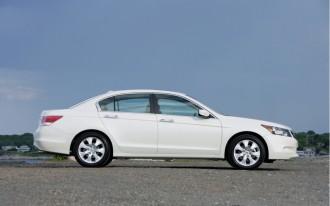 Suspension Recall Affects 2010-2011 Honda Accord, 2011 Pilot