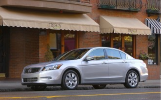 Kelley Blue Book's Top Sedan Searches