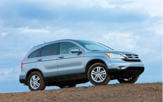 2005-10 Honda Accord, 2007-10 Honda CR-V, 2005-08 Honda Element Recalled