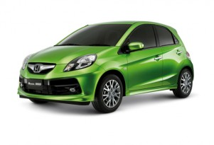 Honda Brio Global Minicar: Forbidden Fruit Gets Good Reviews
