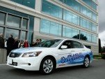Electric Honda Fit Hits The Road In CA, Accord Plug-In Hybrid To Follow