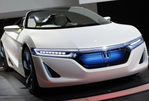 Honda EV-STER Electric Concept Car Could Make It To Production