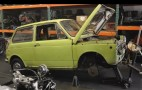 First Honda built for U.S. undergoing restoration
