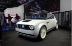 Honda Urban EV concept marks the return of retro design