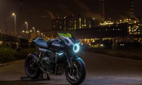 Honda CB4 Interceptor motorcycle concept