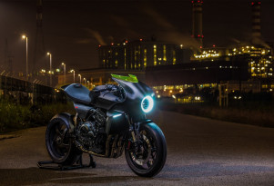 Honda CB4 Interceptor motorcycle concept