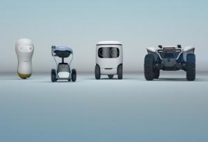 Honda 3E robot concepts for 2018 CES