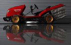 150 mph on a lawn mower? Honda Mean Mower V2 takes aim