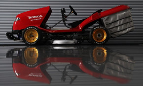Honda UK Mean Mower V2