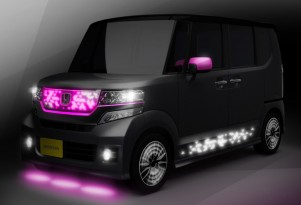 Honda's Flash Box Concept