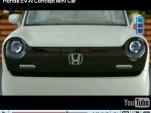 BREAKING: Honda Plans Electric Car, Plug-in Hybrid For 2012