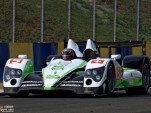 Hope Racing LMP1 Hybrid race car