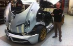 Pagani Presents First Customer-Specced Huayra