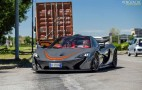 Horacio Pagani Takes A Spin In The McLaren P1
