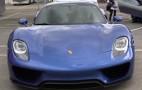 Horacio Pagani's Personal Porsche 918 Spyder: Video