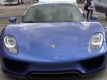 Horacio Pagani's Personal Porsche 918 Spyder
