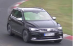 Hot Volkswagen Tiguan is likely an Audi RS Q3 test mule