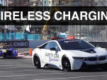 How electric cars can charge wirelessly
