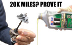 Here's how Mobil 1 ensures it makes a 20,000-mile claim